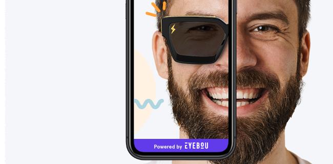 Eyebou Virtual Try-on Comparison