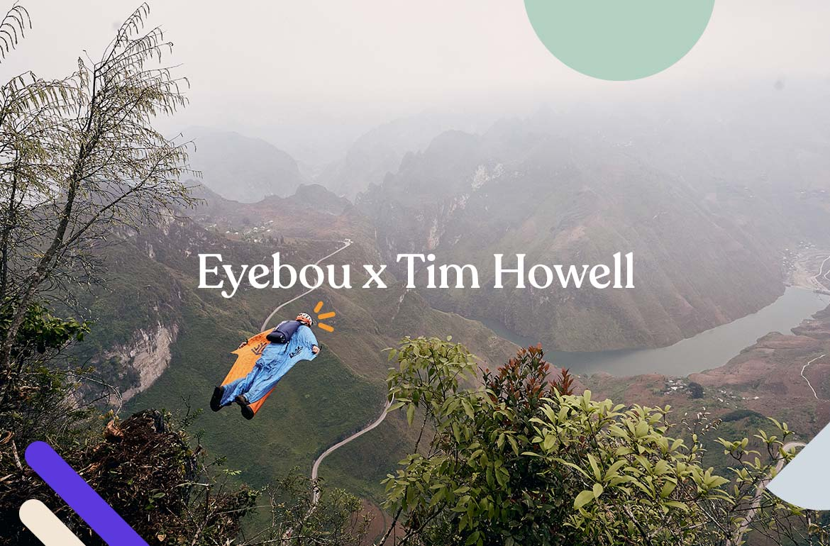 Eyebou x Tim Howell