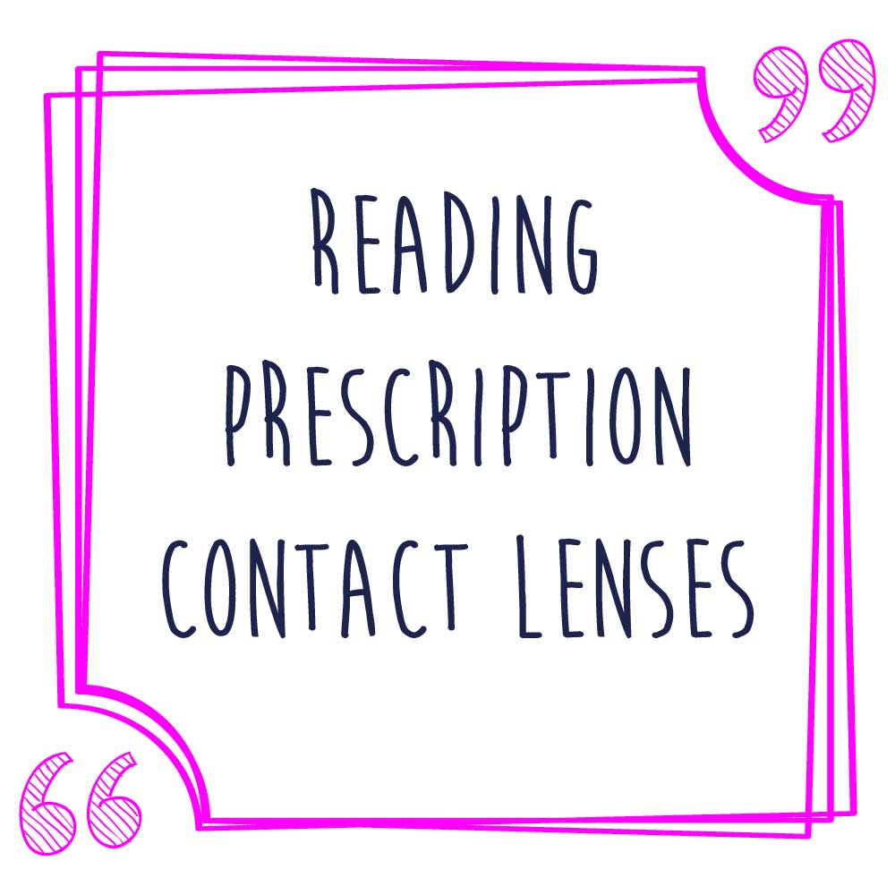 Reading Lenses